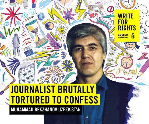 Uzbekistan, giornalista libero dopo 18 anni