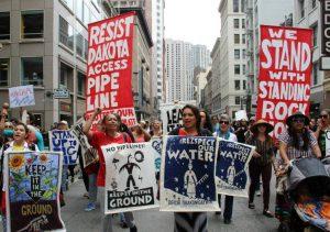 Cientos de científicos se oponen al oleoducto Dakota Access