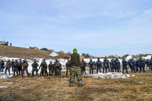 Aus der Asche von Standing Rock wurde ein großartiger Widerstand geboren