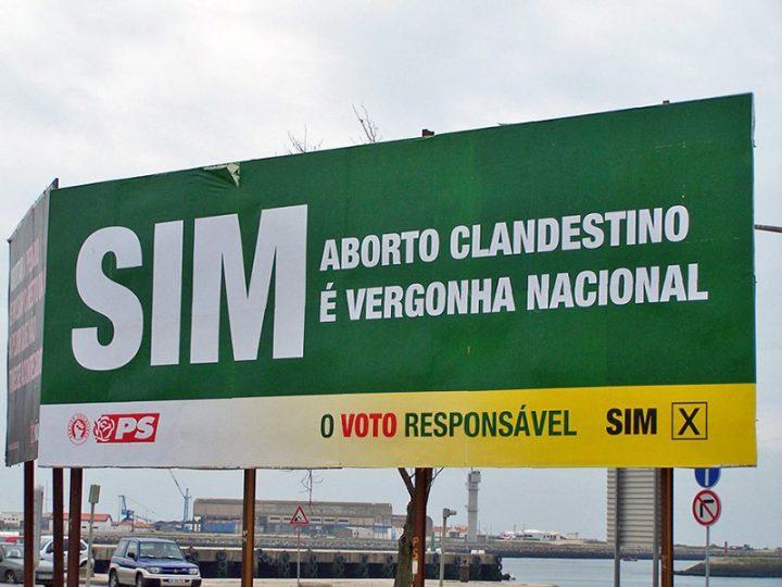 Número de abortos cai 10% em Portugal