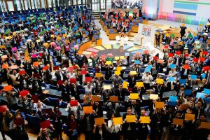 UN's 1st 'Playable' Policy Conference on Global Development