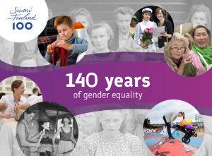 Finlandia crea un Premio a la Igualdad de Género
