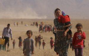 Consiglio di sicurezza ONU si riunisce su Medio Oriente: perseguire i responsabili del genocidio contro gli Yezidi!