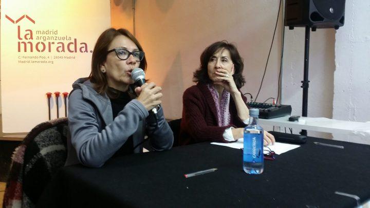 La ilegal e injusta detención de Milagro Sala, en Madrid