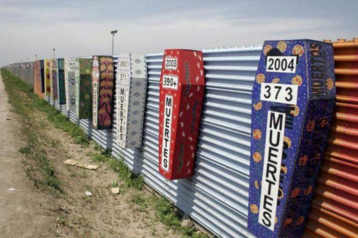 Verschollen an der US-mexikanischen Grenze