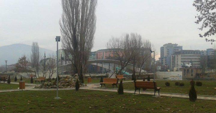 Mogherini nei Balcani, una tappa sul Ponte di Mitrovica, in Kosovo