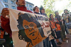 Organizações sociais pedem justiça por assassinato de ativista hondurenha Berta Cáceres