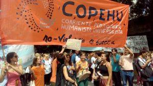Un logro de la resistencia docente no-violenta: se restituye la Paritaria Nacional