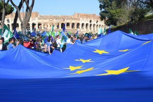 Treaties of Rome, a new federal, social EU with solidarity
