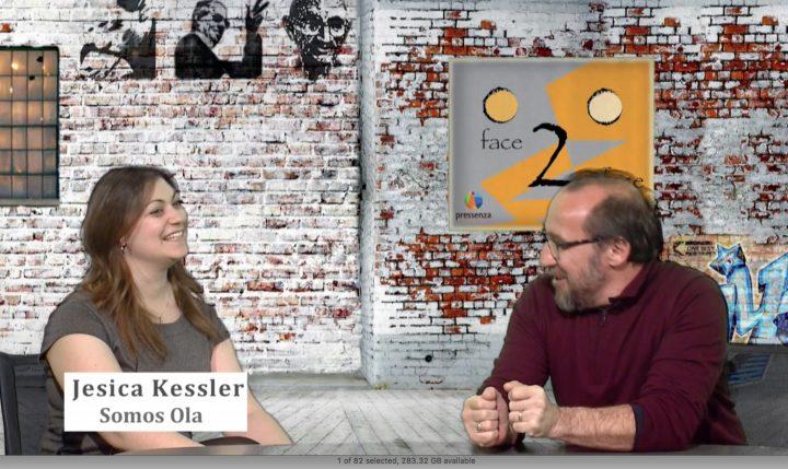 Jesica Kessler on Face 2 Face