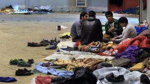 La pandemia del coronavirus incrementa la crisis de los refugiados en los centros de acogida griegos
