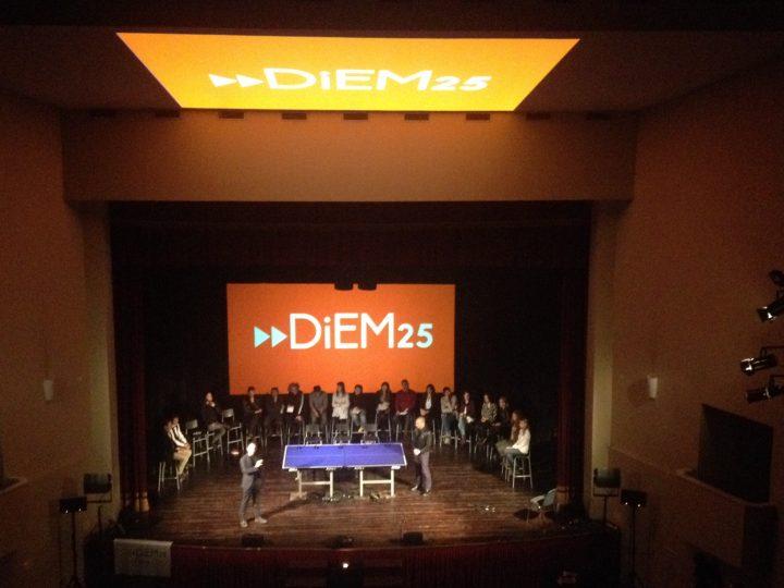 DiEM25, Zeit des Mutes, des Engagements… und des dritten Weges