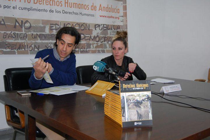 Presentación informe «Derechos Humanos en la Frontera Sur 2017»