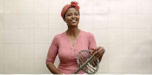 La ragazza etiope che alleva capre felici in Trentino