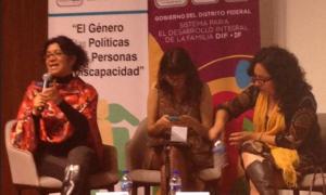 «La escuela es un espacio fundamental para implementar la política pública» Alma Colín