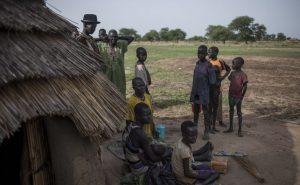 Facing Famine, 20 Million People Need Food, Not Bombs