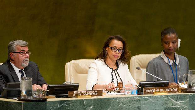 Il coraggio è il punto cruciale del trattato sulla messa al bando delle armi nucleari