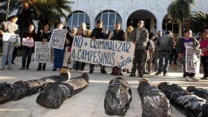 Parte dalla Spagna la campagna per Curuguaty