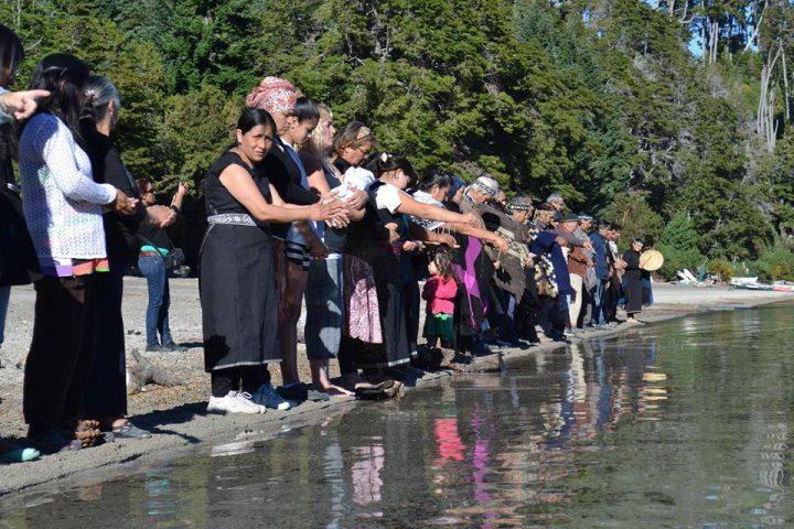 Mapuches: «la cuarta carrera de motocross no se realizará»