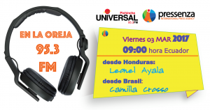 @RadioPressenza: Campaña Educación con diversidad e igualdad y Honduras a un año del asesinato de Berta Cáceres