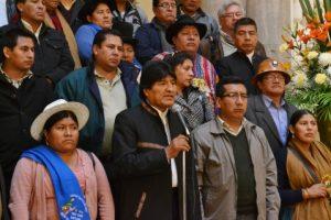 Bolivia convoca a la Conferencia Mundial de los Pueblos para construir la ciudadanía universal