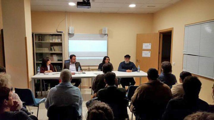 """Charla-debate: """"Trabajando contra la pobreza"""" en El Naranjo"""