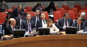 Security Council Stresses Need to Fight Human Trafficking