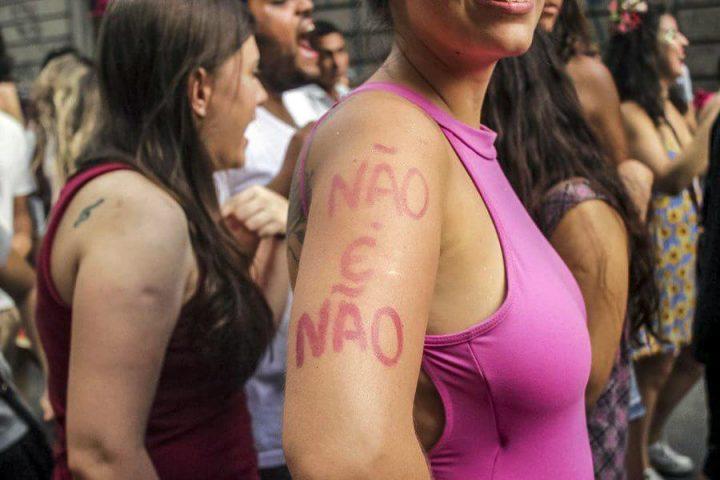 8 de Março! As Mulheres Vão Parar! Vamos juntas!