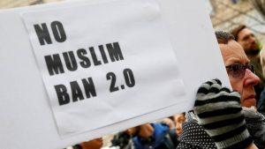 Trump usa l'attacco di Londra come scusa per chiedere di introdurre il Muslim Travel Ban