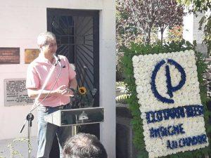Chile: homenaje a Clotario Blest