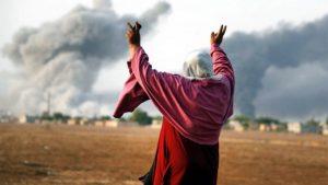 Attacco aereo turco contro postazioni kurde e yezide in Siria e Iraq del Nord
