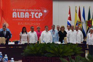 Declaración de ALBA Movimientos: Venezuela