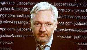 Julian Assange ist ein politischer Gefangener