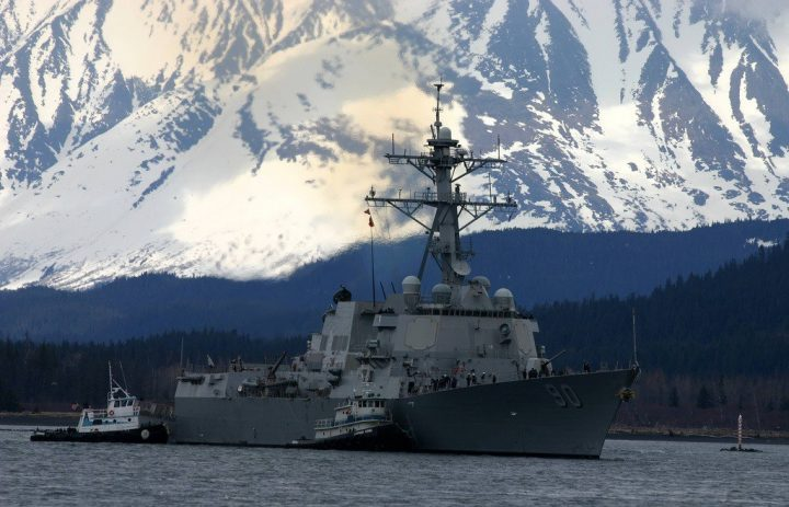 The U.S. Navy's Anti-Environmental Broadside In The Gulf of Alaska