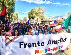 Chile: Los tres precandidatos presidenciales del Frente Amplio