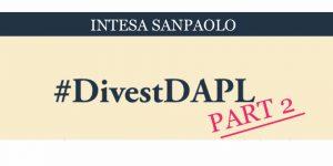 Giovedì 27 aprile 2017, Campagna #DivestDAPL