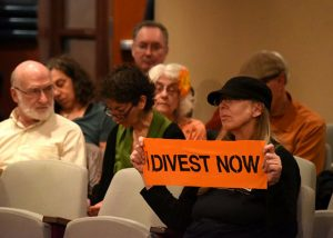 Under Activist Pressure, Portland Agrees to End All Corporate Investments