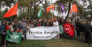Chile: el Frente Amplio en Comuna de Las Condes
