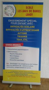 "Kinshasa: ""Les amis de Daniel"", primer modelo de escuela especializada"