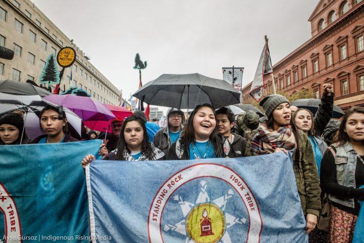 La tribu Sioux de Standing Rock applaudit la décision de BNP Paribas de se désengager de DAPL