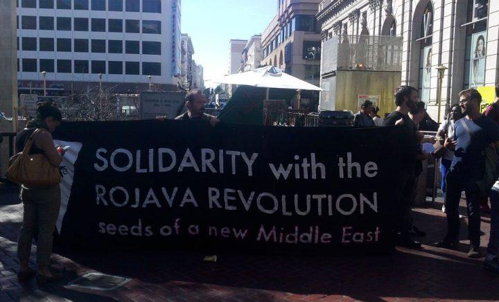 La lotta del popolo curdo, l'internazionalismo degli anni 2000, l'urgenza di una nuova Resistenza