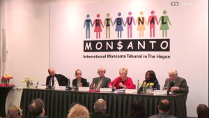 Rechtsgutachten des Internationalen Monsanto Tribunals in Den Haag