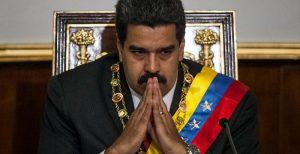 Πολιτική κρίση στη Βενεζουέλα