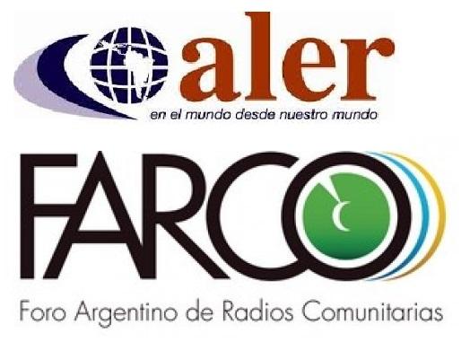 Declaración de FARCO y ALER ante los actos de represión política en Argentina