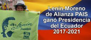 Großartiger Sieg für die Menschen in Ecuador