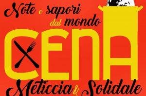 Milano, cena meticcia e solidale