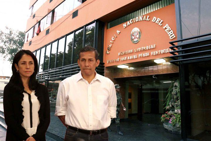 #Perú: Caso 'Humo' la historia detrás de las escuchas telefónicas a Ollanta y Nadine