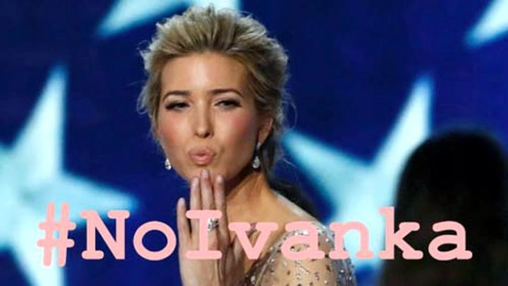 "The Coalition Berlin says #NoIvanka at W20 and hosts a ""Gala Für Alle"""