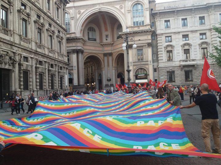 Milano dice no alla guerra