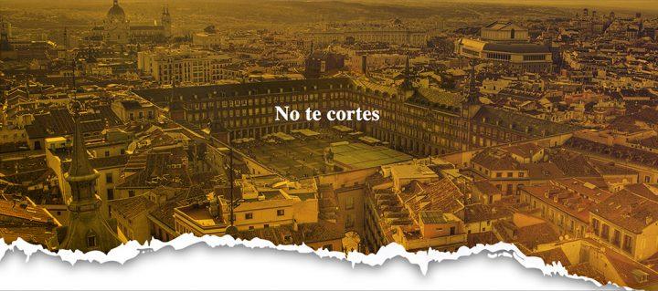 Madrid: lanzan campaña para frenar los recortes al gasto público